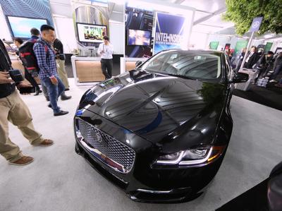 Bosch предложит автопроизводителям системы автономного вождения на технологиях Nvidia