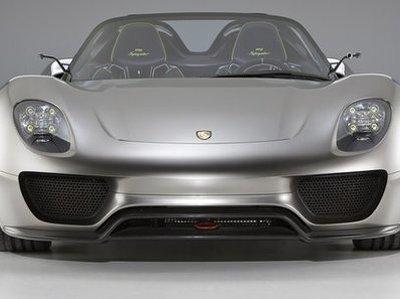 Porsche построит замену флагманскому суперкару 918 Spyder