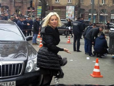 Максакова впервые прокомментировала расстрел Вороненкова