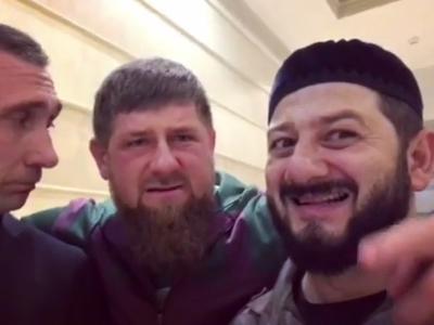 Путин, Кадыров и Галустян из КВН сняли видео для НАТО