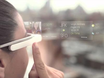 "Слух: летом Apple представит ""умные"" очки"