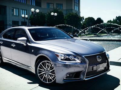 Компания Lexus открыла для себя новый рынок