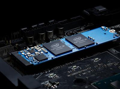 Intel: новая память Optane ускоряет компьютеры вдвое