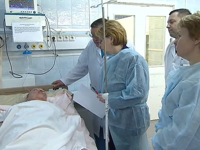 В больницах Петербурга остаются 15 пострадавших при теракте в метро