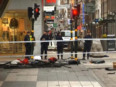 Стокгольмский террорист был объявлен в розыск в Узбекистане