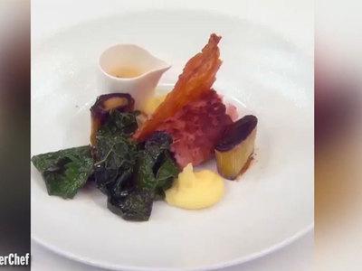 Участница кулинарного шоу шокировала зрителей блюдом из крокодила