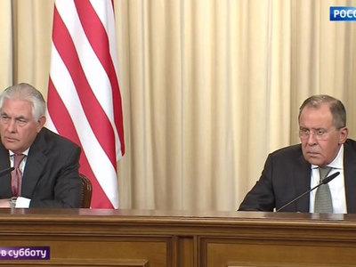 Тиллерсон назвал разговор с Путиным откровенным, а уровень доверия - низким