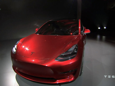 Профсоюз поставил под угрозу запуск производства Tesla Model 3