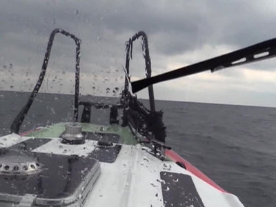Спасены 8 членов экипажа тонущего у берегов Крыма сухогруза