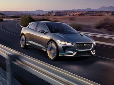 Названы сроки премьеры серийного электроссовера Jaguar I-Pace