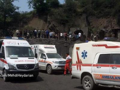 Число жертв взрыва на шахте в Иране возросло до 35 человек