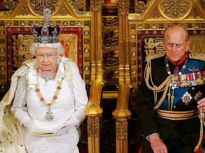 Королева написала письмо жителям Манчестера