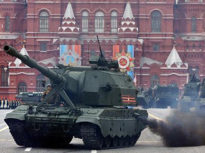 Российская армия вторая по силе в мире
