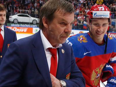 Российская сборная сломила сопротивление канадцев на Евротуре