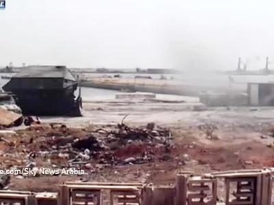 Нападение на авиабазу в Ливии: 140 погибших