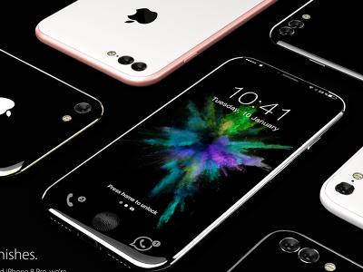Аналитики уточнили цену iPhone 8