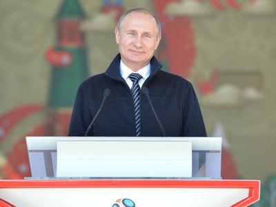 Владимир Путин дал поручение возродить Спартакиады