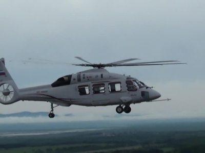 Новейший вертолет Ка-62 впервые поднялся в воздух