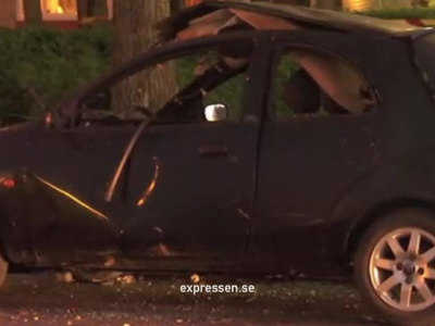 Мощный взрыв прогремел в шведском городе Мальмё