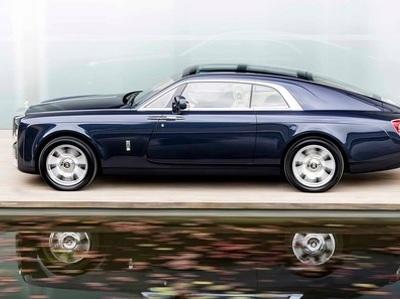 Rolls-Royce построил самый дорогой новый автомобиль в мире