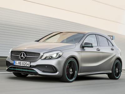 Хот-хэтч от Mercedes-AMG получит бюджетную версию