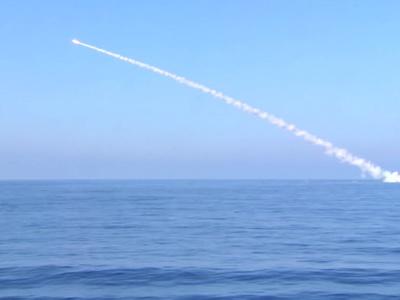 "Россия ударила ""Калибрами"" по ИГИЛ в Сирии"