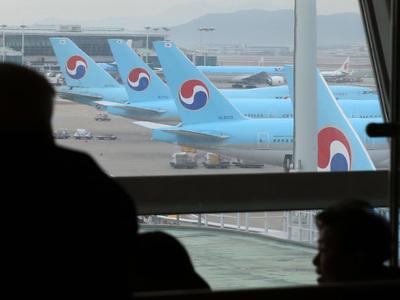Аварийная посадка: у южнокорейского Boeing задымилась кабина