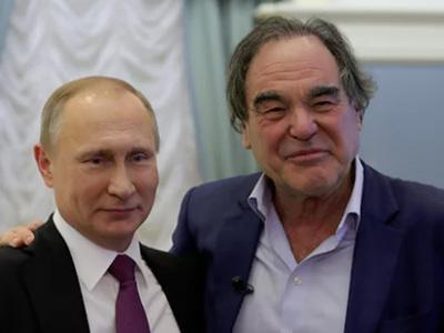 Стоун считает, что критика его фильма о Путине политически мотивирована