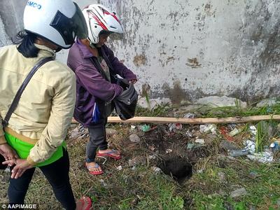 Из индонезийской тюрьмы сбежали четыре иностранца