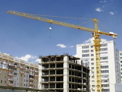 Центробанк прогнозирует спад жилищного строительства в этом году