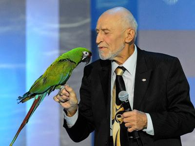 В черный список врагов Украины попал зоолог-телеведущий Николай Дроздов