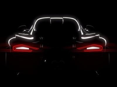 "Американцы выпустят ""убийцу"" гиперкара Bugatti Chiron"