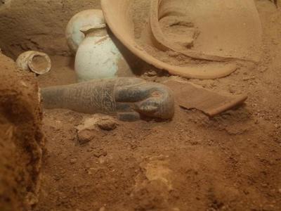 В гробнице на суданском острове нашли 12 древних мумий