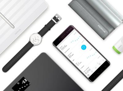 В ассортименте Nokia появились медицинские гаджеты