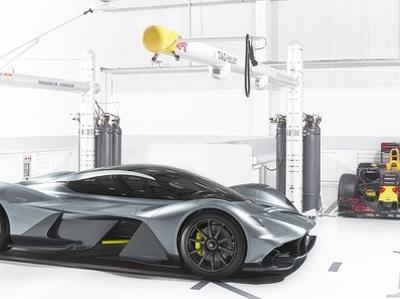 Гиперкар Aston Martin и Red Bull может стать мощнее, чем ожидалось