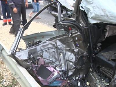 Под Самарой столкнулись три автомобиля, есть жертвы