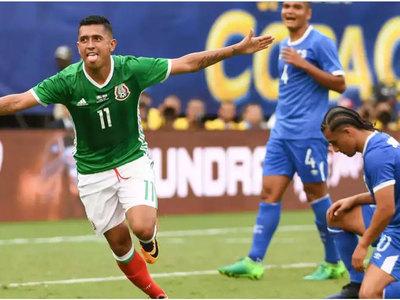 Сборная Мексики с победы начала защиту титула чемпиона КОНКАКАФ