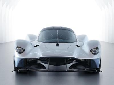 Aston Martin рассекретил гиперкар Valkyrie мощностью 1130 л.с