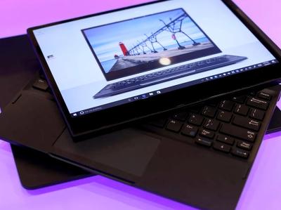 Dell выпустила первый в мире ноутбук с беспроводной зарядкой
