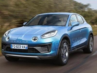 Renault выпустит конкурента кроссоверу Porsche Macan