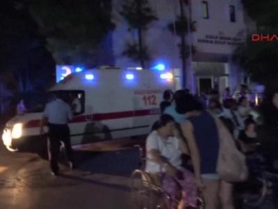 Во время землетрясения в Турции и Греции россияне не пострадали