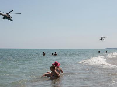 Завершились украинско-американские учения Sea Breeze