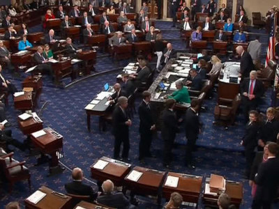 Обсуждая санкции против РФ, конгрессмены США не стеснялись в выражениях