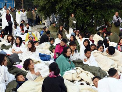 Землетрясение в Китае: 19 человек погибли, 247 пострадали