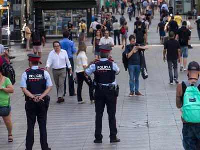 Двое задержанных по делу о теракте в Каталонии заключены под стражу