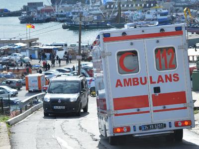 В турецком Мерсине сработало взрывное устройство