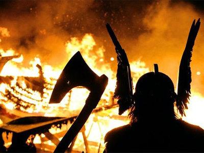 Из норвежского музея похитили сокровища викингов