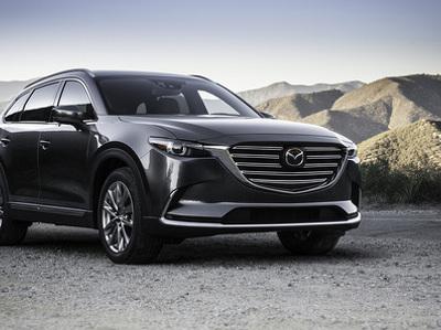 В Mazda назвали срок начала продаж нового CX-9 в России