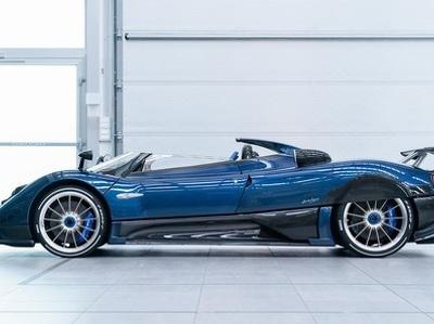 Суперкар Pagani Zonda предстал в прощальной версии (но это неточно)