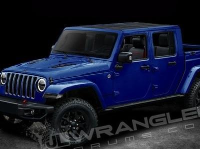 Новый пикап Jeep получит старое имя